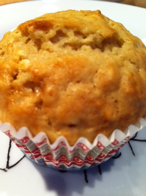 Brown sugar muffin 1